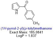 (1H-pyrrol-2-yl)(p-tolyl)methanone
